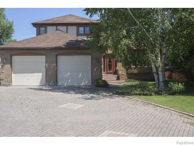 Main Photo: 42 SILVERFOX Place in ESTPAUL: Birdshill Area Residential for sale (North East Winnipeg)  : MLS®# 1517896