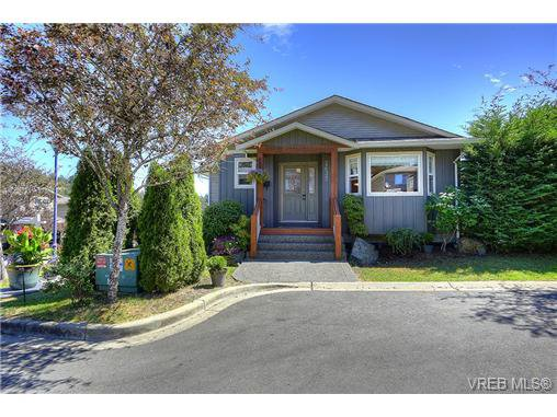 Main Photo: 2639 Pinnacle Way in VICTORIA: La Mill Hill Single Family Detached for sale (Langford)  : MLS®# 709945