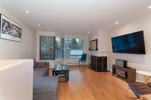 "Photo 7: Photos: 107 1279 NICOLA Street in Vancouver: West End VW Townhouse for sale in ""Ocean Vista"" (Vancouver West)  : MLS®# R2022871"