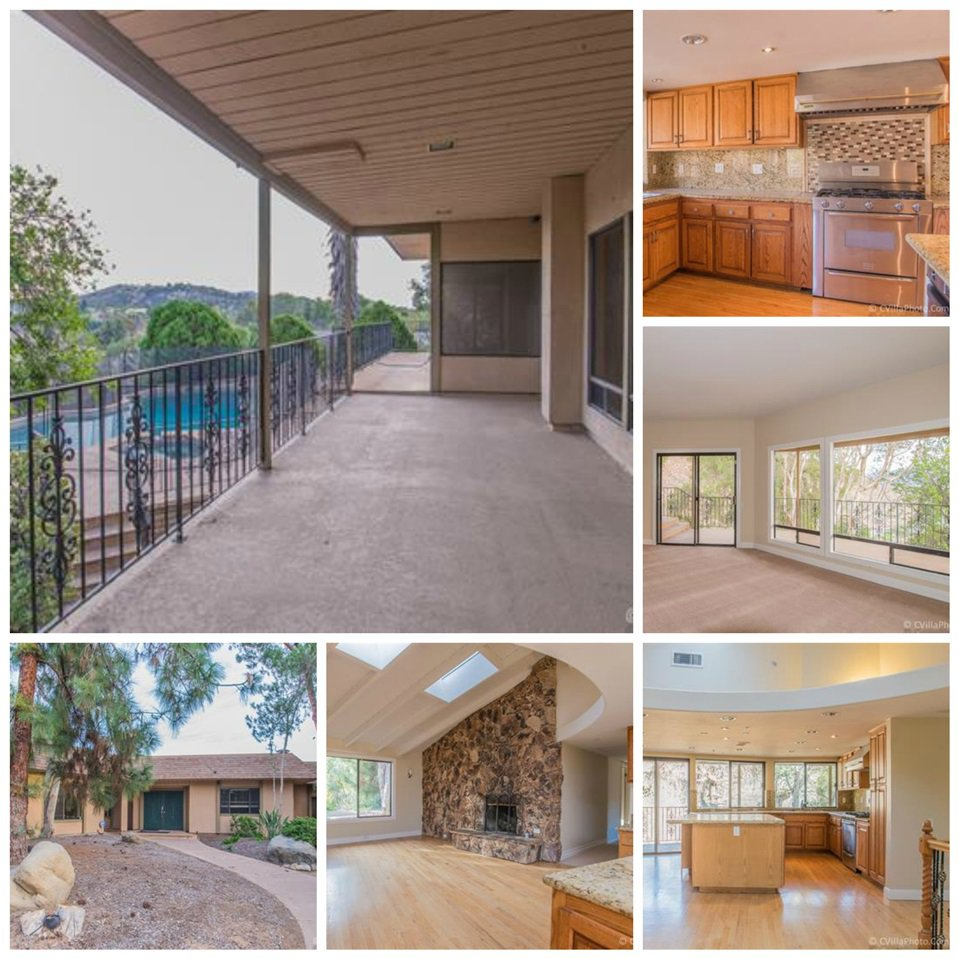 Main Photo: EL CAJON House for sale : 6 bedrooms : 2496 Colinas Paseo