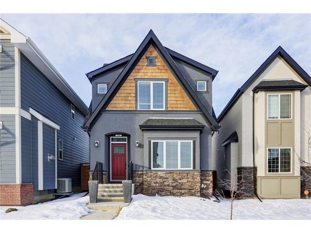 Main Photo: 134 MAHOGANY Heights SE in Calgary: Mahogany House for sale : MLS®# C4060234