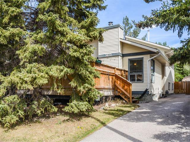 Photo 1: Photos: 1412 47 Street SW in Calgary: Westgate House for sale : MLS®# C4063121