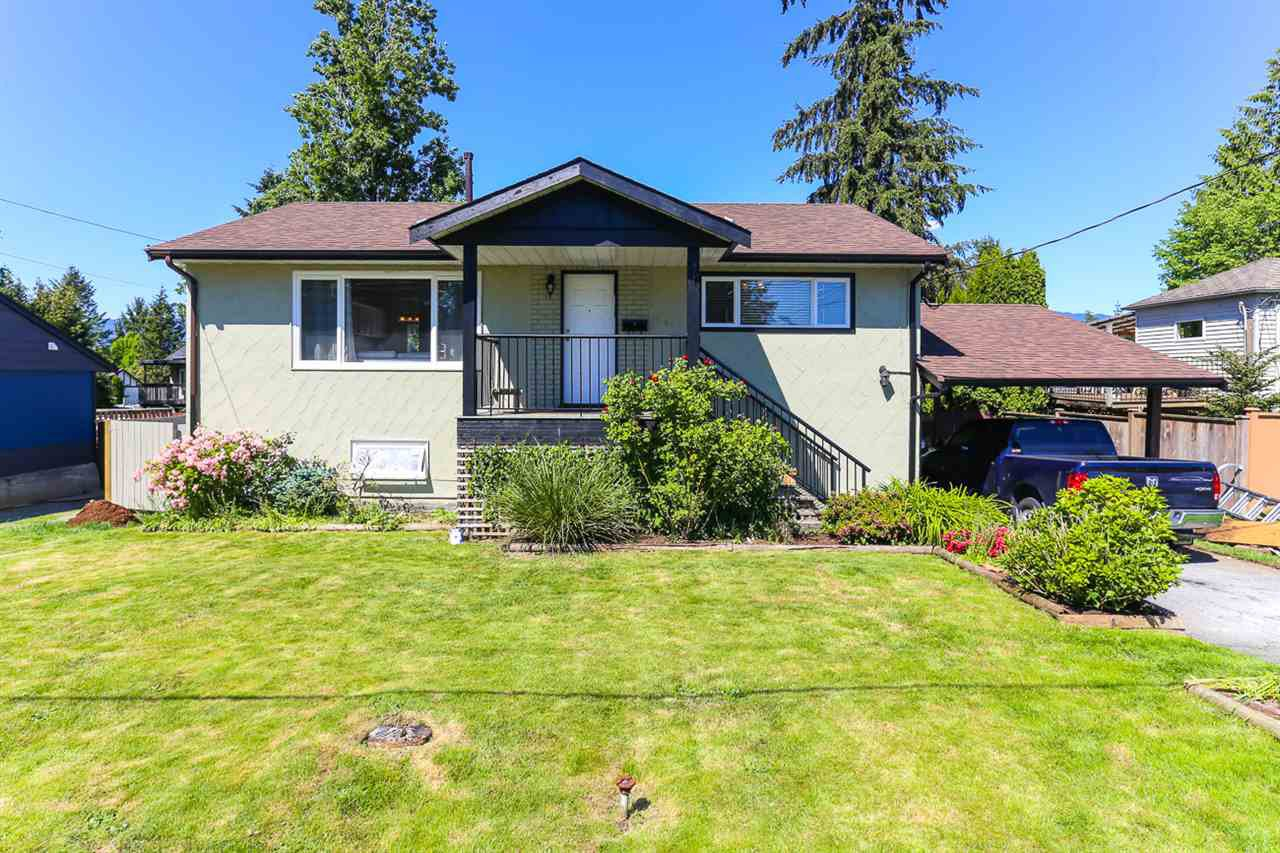 Main Photo: 22579 123 Avenue in Maple Ridge: East Central House for sale : MLS®# R2068168