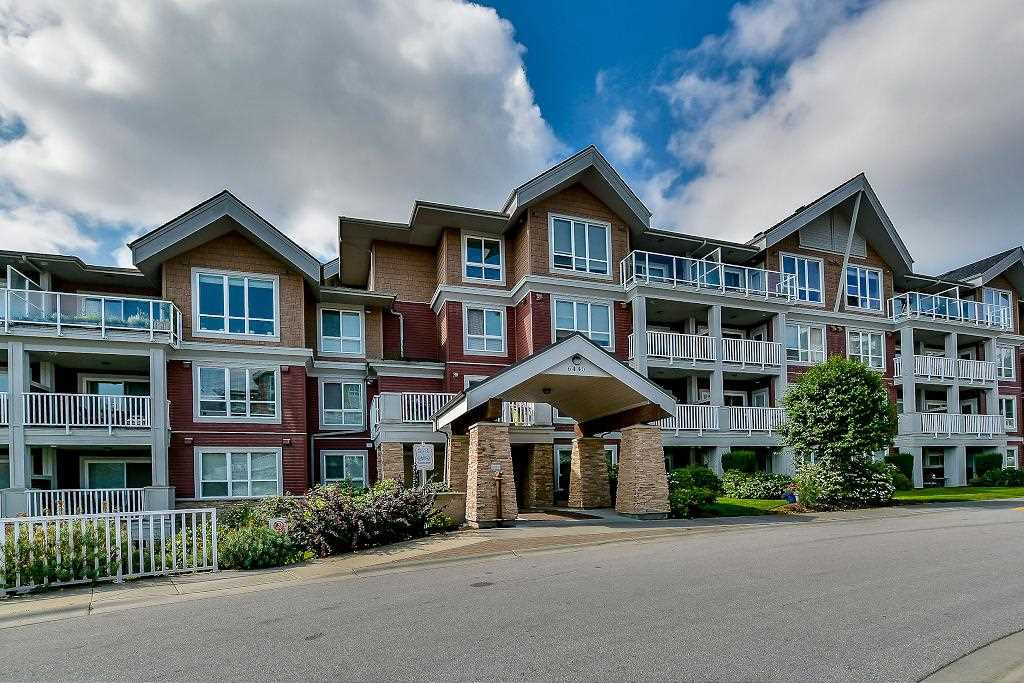 Main Photo: 417 6440 194 Street in Surrey: Clayton Condo for sale (Cloverdale)  : MLS®# R2091537