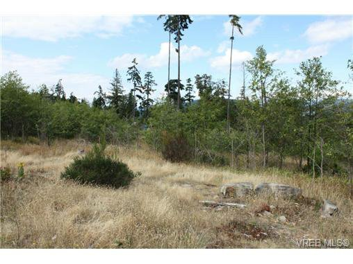 Main Photo: SL 1 Spring Gold Way in SALT SPRING ISLAND: GI Salt Spring Land for sale (Gulf Islands)  : MLS®# 737601