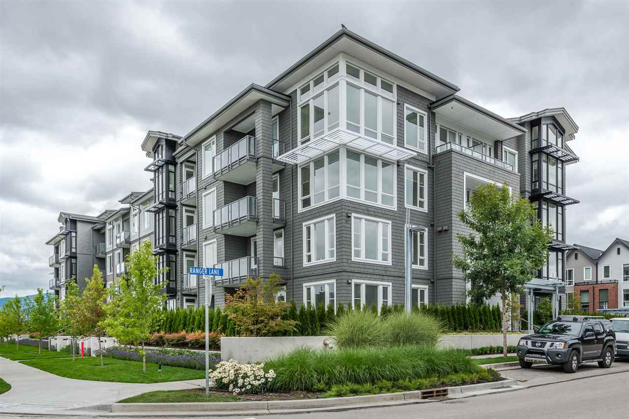 "Main Photo: 312 2307 RANGER Lane in Port Coquitlam: Riverwood Condo for sale in ""FREMONT GREEN SOUTH"" : MLS®# R2099822"