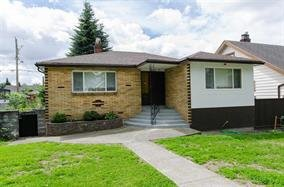 Main Photo: 2590 ADANAC Street in Vancouver: Renfrew VE House for sale (Vancouver East)  : MLS®# R2101435