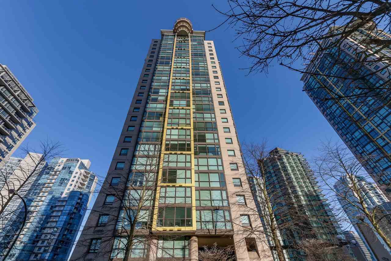"Main Photo: 1203 1367 ALBERNI Street in Vancouver: West End VW Condo for sale in ""Lions"" (Vancouver West)  : MLS®# R2129197"