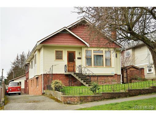 Main Photo: 854 Phoenix Street in VICTORIA: Es Old Esquimalt Single Family Detached for sale (Esquimalt)  : MLS®# 375379