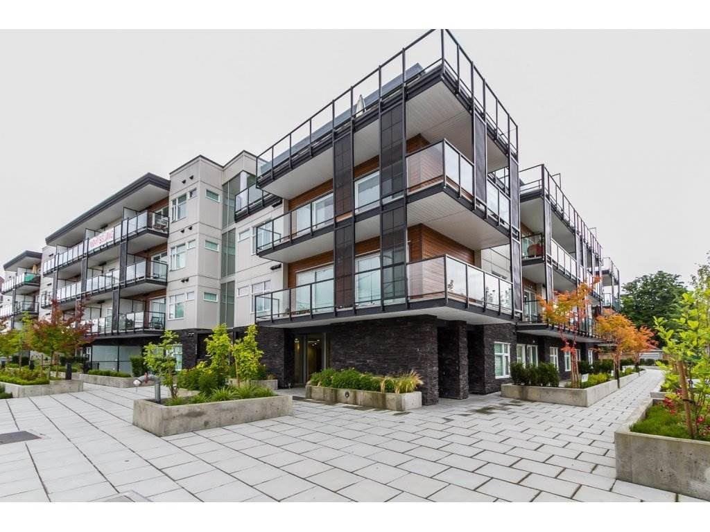 "Main Photo: 308 12070 227 Street in Maple Ridge: East Central Condo for sale in ""STATION ONE"" : MLS®# R2163386"