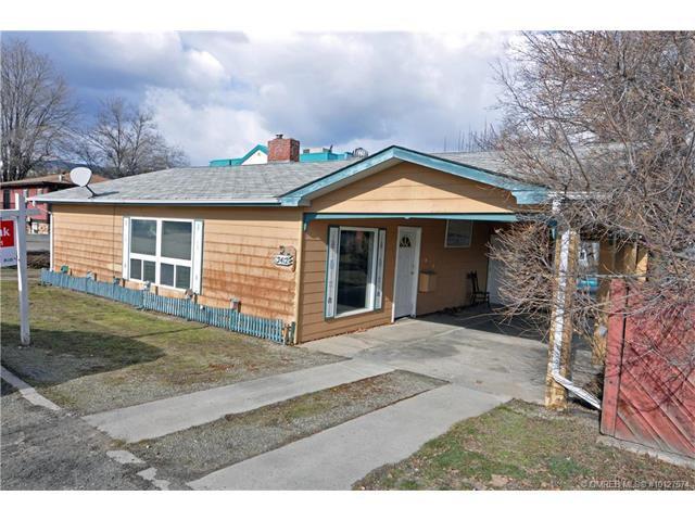 Main Photo: 2412 Drought Rd: kelowna House for sale (Okanagan)  : MLS®# 10127574