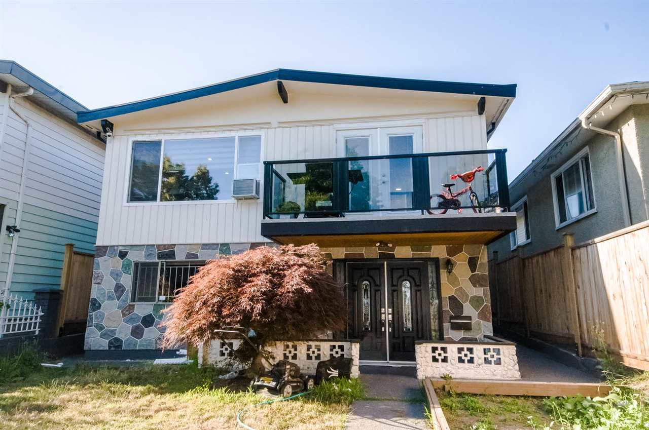 Main Photo: 911 E 62ND Avenue in Vancouver: South Vancouver House for sale (Vancouver East)  : MLS®# R2192131