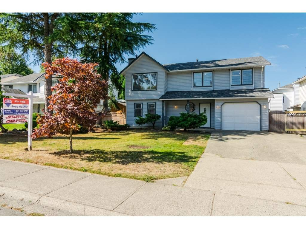 "Main Photo: Map location: 8917 213 Street in Langley: Walnut Grove House for sale in ""Walnut Grove - James Kennedy"" : MLS®# R2204903"