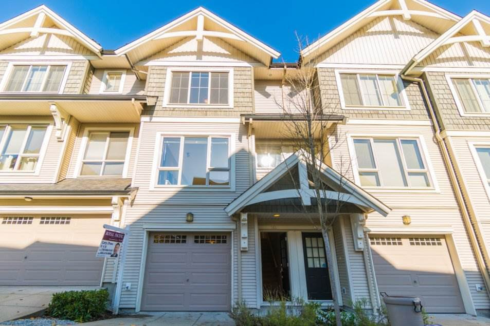 Main Photo: 142 3105 DAYANEE SPRINGS BOULEVARD in Coquitlam: Westwood Plateau Townhouse for sale : MLS®# R2217803