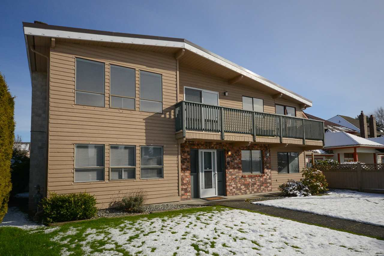 Main Photo: 10370 RAILWAY Avenue in Richmond: Steveston North House for sale : MLS®# R2241527