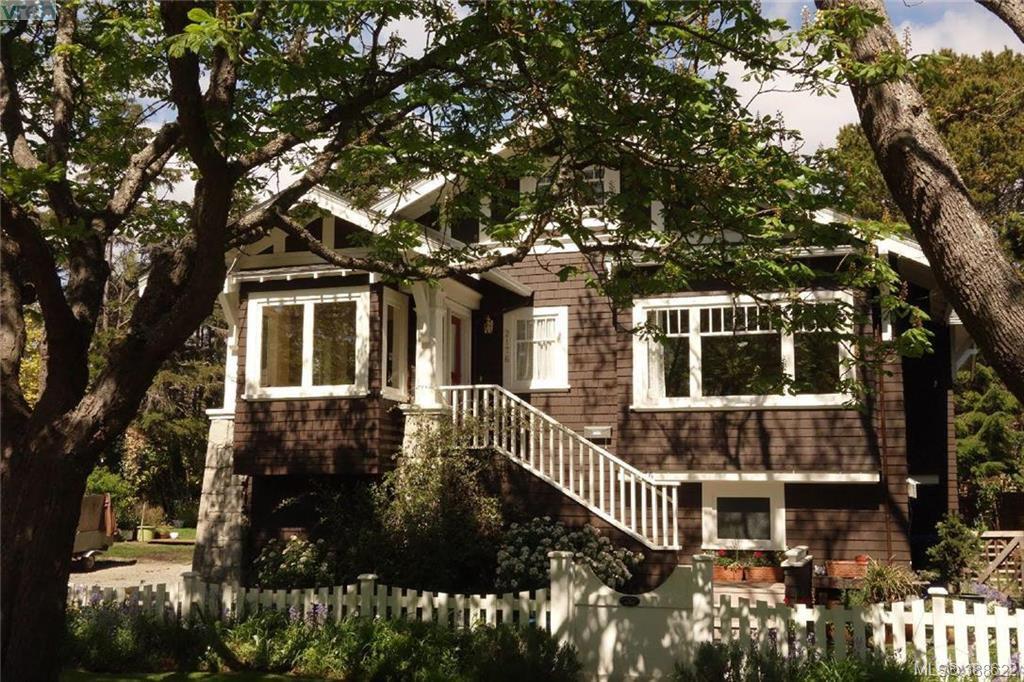 Rattenbury designed,1912, as home of original St.Michael's junior school
