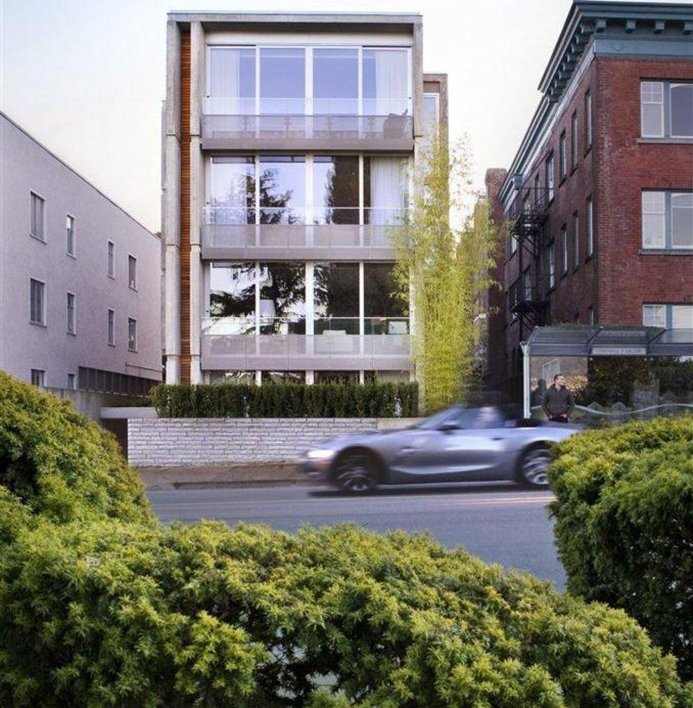 Main Photo: 200 2386 CORNWALL Avenue in Vancouver: Condo for sale : MLS®# R2165691