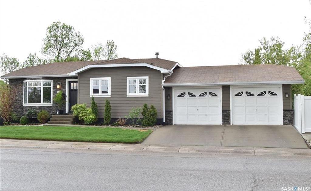 Main Photo: 7307 Whelan Drive in Regina: Rochdale Park Residential for sale : MLS®# SK733404