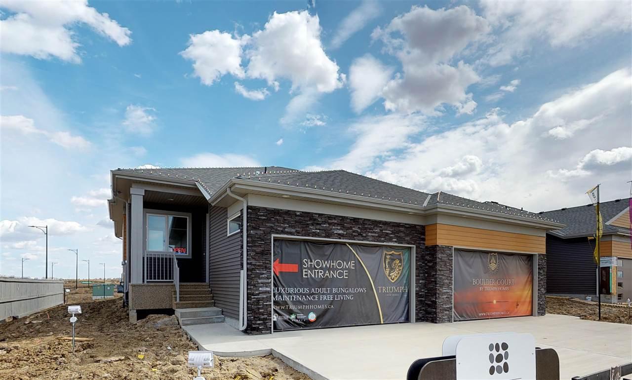 Main Photo: 19 Boulder Court: Leduc House Half Duplex for sale : MLS®# E4117358
