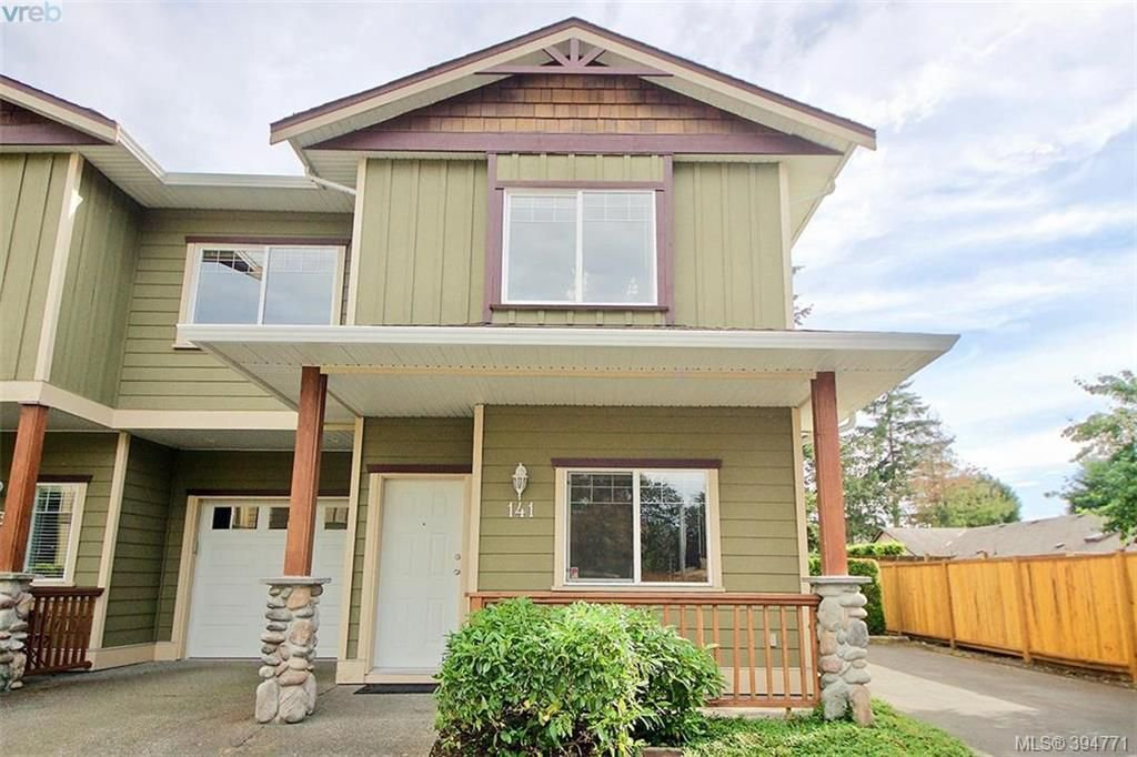 Main Photo: 141 951 Goldstream Ave in VICTORIA: La Langford Proper Row/Townhouse for sale (Langford)  : MLS®# 791453