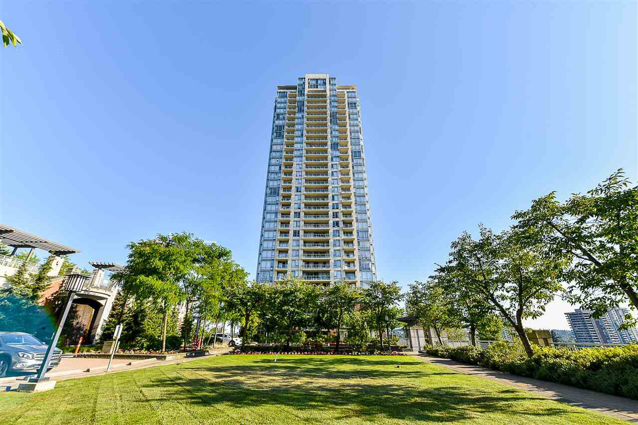 "Main Photo: 2709 9888 CAMERON Street in Burnaby: Sullivan Heights Condo for sale in ""Silhouette"" (Burnaby North)  : MLS®# R2313802"