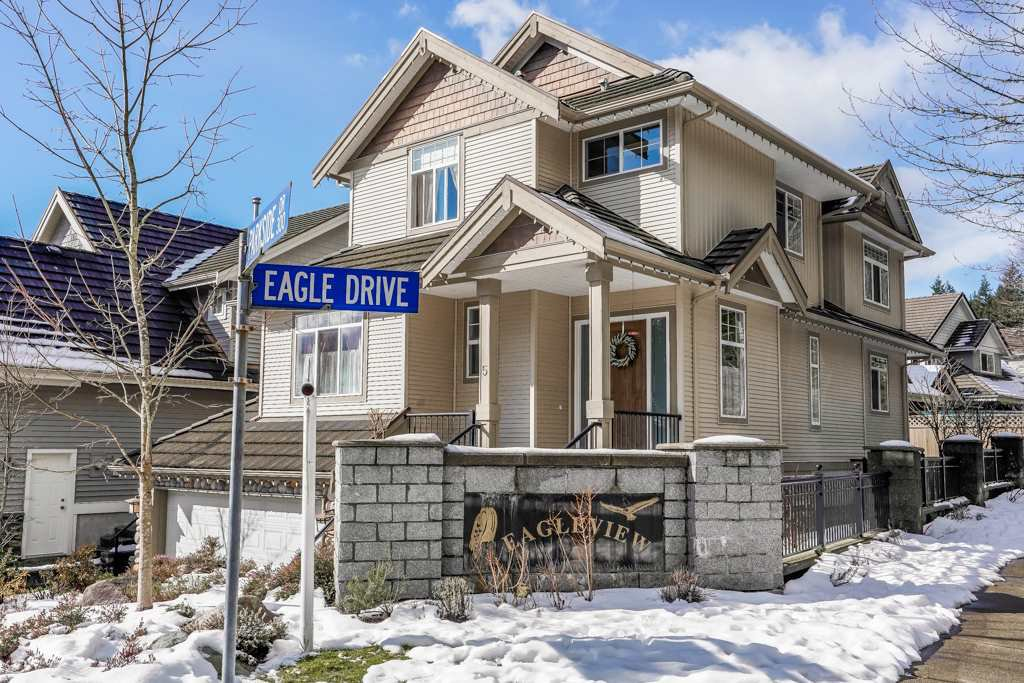 Main Photo: 5 EAGLE Drive in Port Moody: Heritage Mountain House for sale : MLS®# R2341923