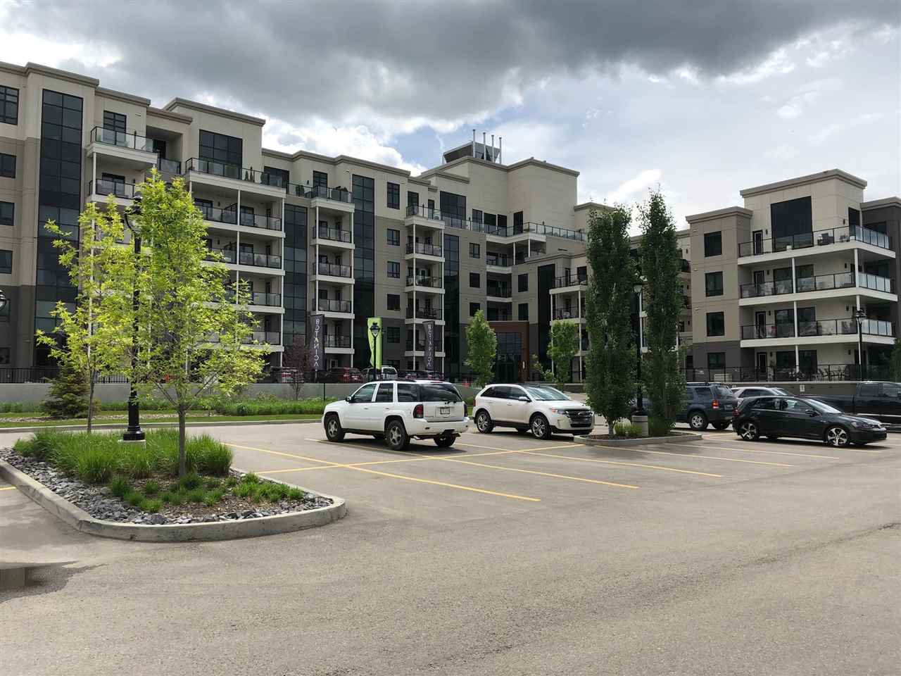 Main Photo: 917 200 BELLEROSE Drive: St. Albert Condo for sale : MLS®# E4160557