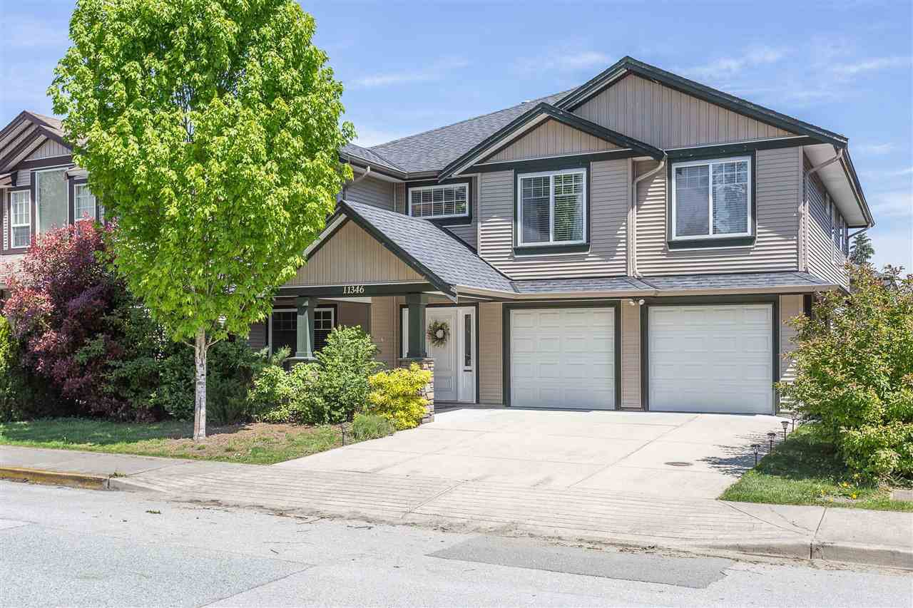 "Main Photo: 11346 236 Street in Maple Ridge: Cottonwood MR House for sale in ""COTTONWOOD"" : MLS®# R2379741"