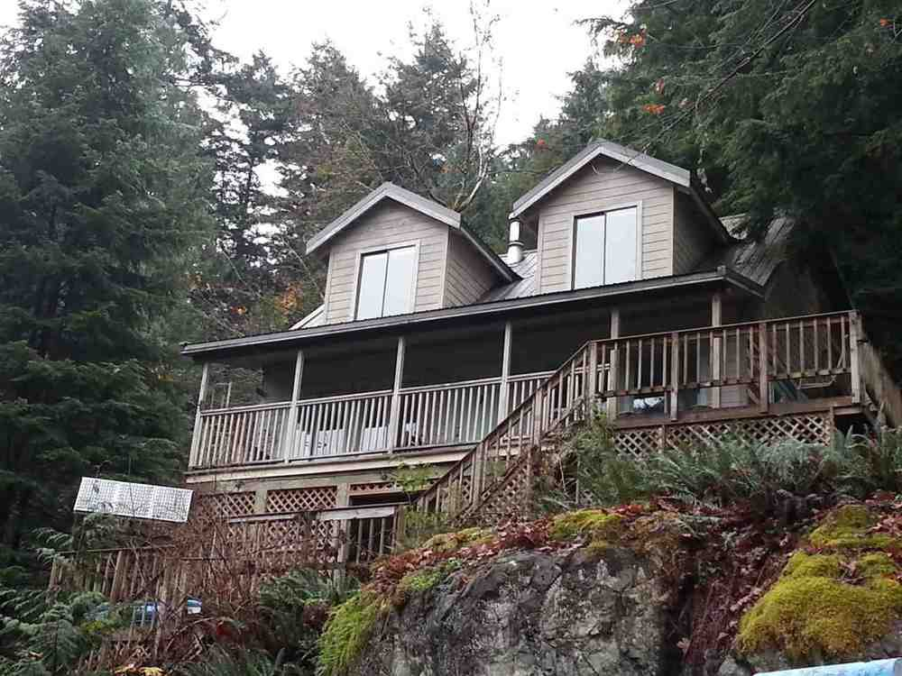 Main Photo: 9 GAMBIER ISLAND SEA Ranch in Sunshine Coast: Home for sale : MLS®# R2162449