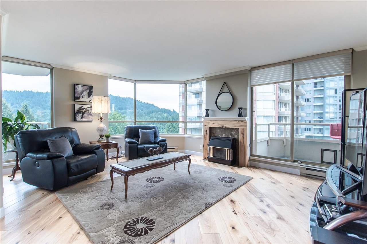 "Photo 2: Photos: 603 728 FARROW Street in Coquitlam: Coquitlam West Condo for sale in ""The Victoria"" : MLS®# R2387185"