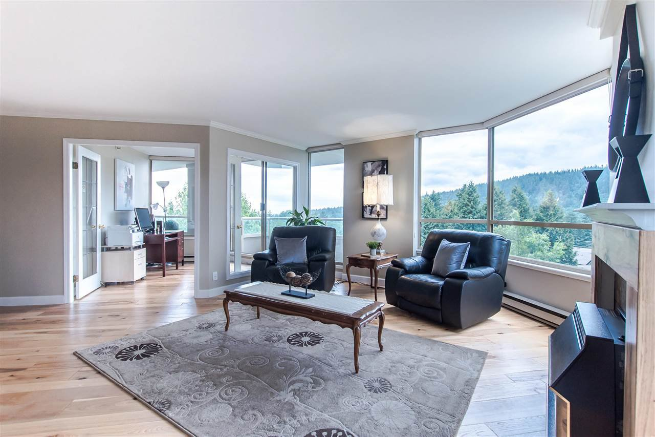 "Main Photo: 603 728 FARROW Street in Coquitlam: Coquitlam West Condo for sale in ""The Victoria"" : MLS®# R2387185"