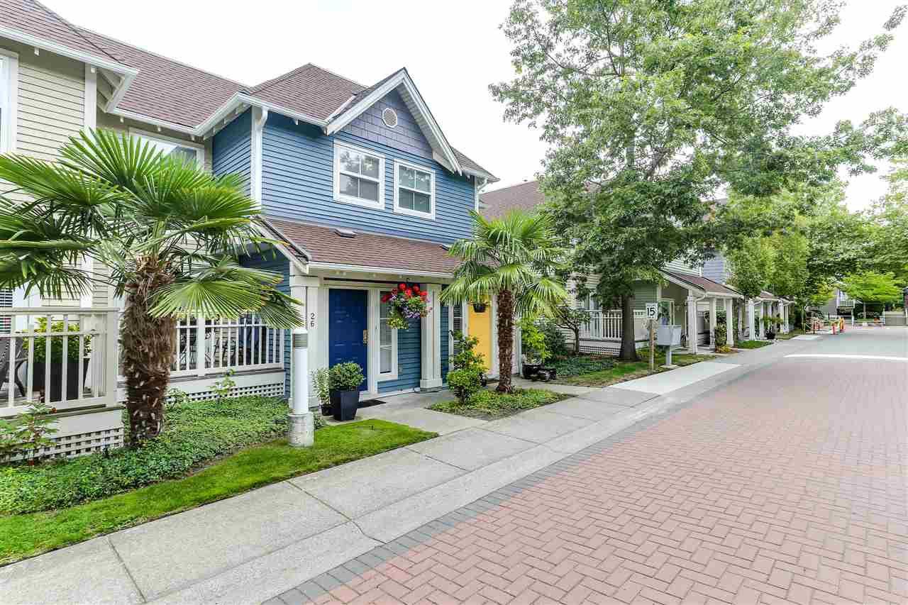 "Main Photo: 28 1700 56 Street in Delta: Beach Grove Townhouse for sale in ""PILLARS"" (Tsawwassen)  : MLS®# R2393936"