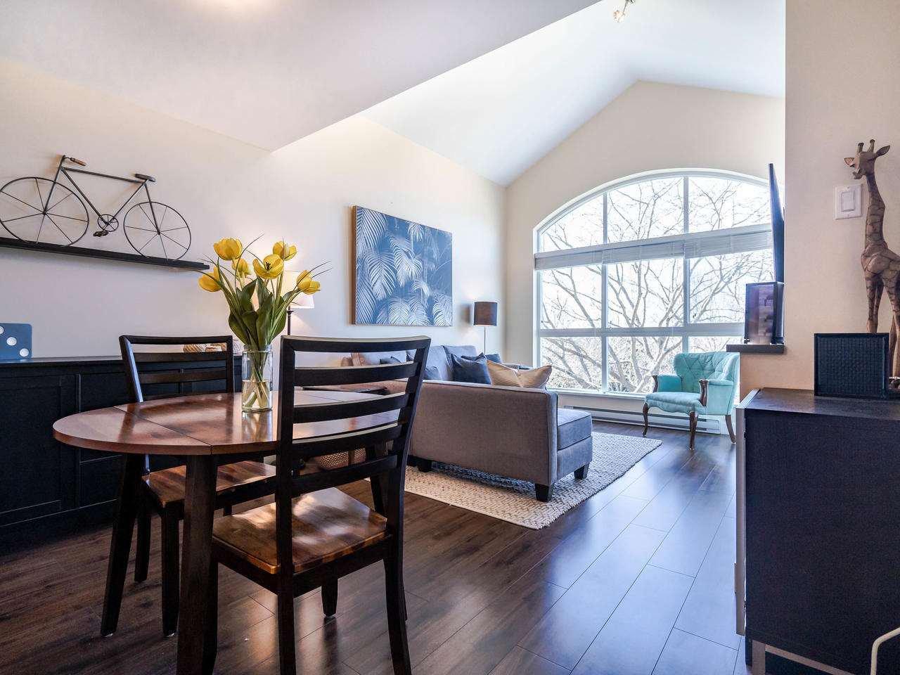 """Main Photo: 419 5900 DOVER Crescent in Richmond: Riverdale RI Condo for sale in """"THE HAMPTONS"""" : MLS®# R2445296"""