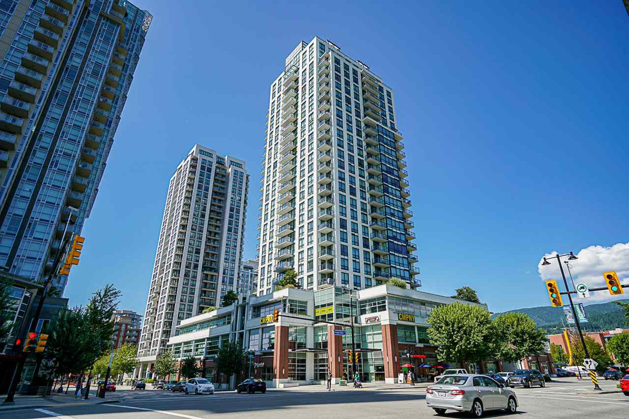 "Main Photo: 505 3007 GLEN Drive in Coquitlam: North Coquitlam Condo for sale in ""EVERGREEN By BOSA"" : MLS®# R2483826"