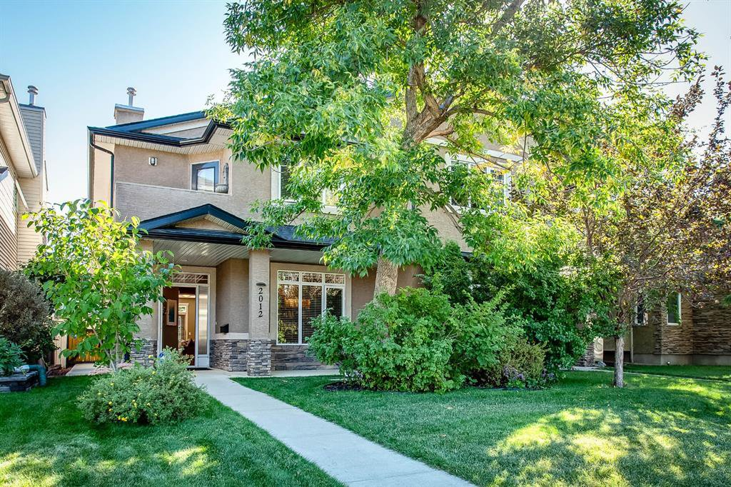 Located mid-block on a beautiful tree lined 28th street.