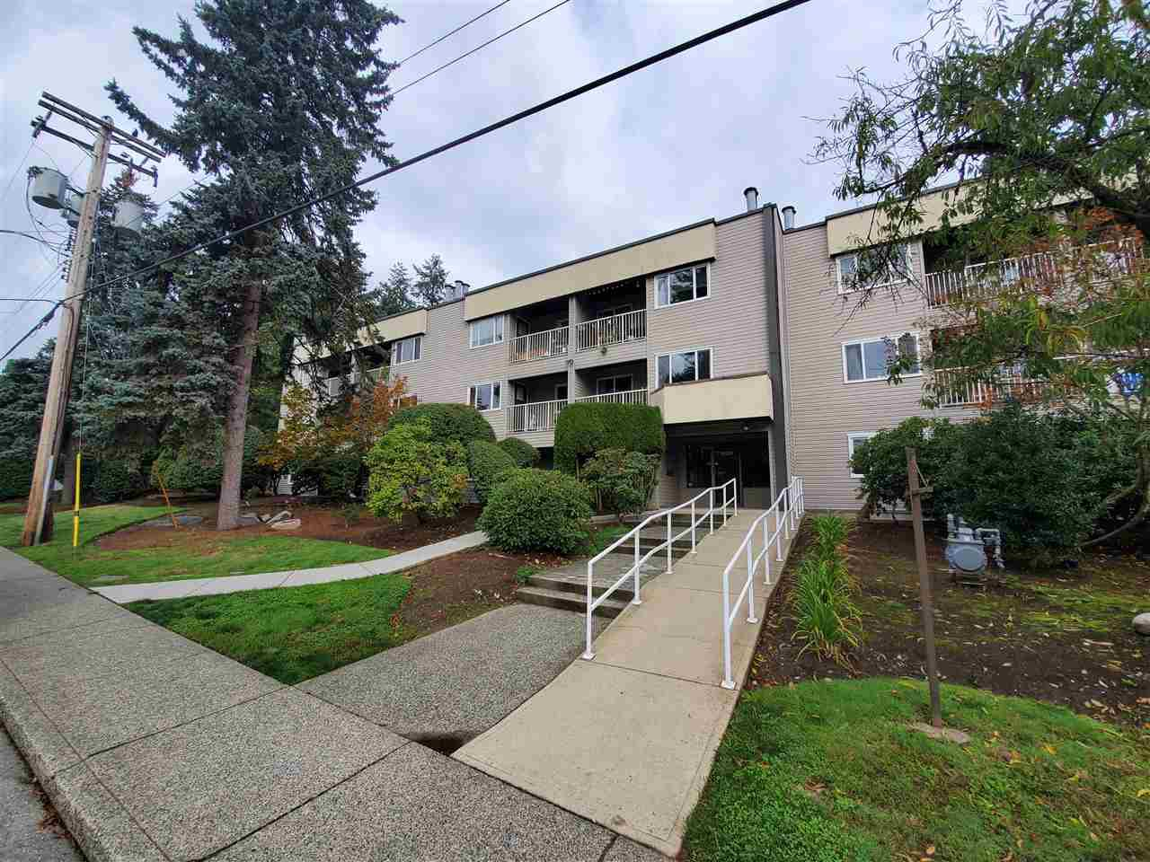 "Main Photo: 111 1209 HOWIE Avenue in Coquitlam: Central Coquitlam Condo for sale in ""Creekside Manor"" : MLS®# R2513002"