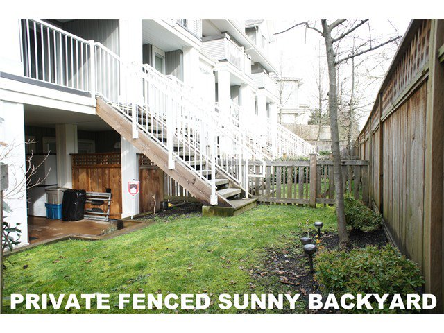 "Main Photo: 22 7370 STRIDE Avenue in Burnaby: Edmonds BE Townhouse for sale in ""MAPLEWOOD TERRACE"" (Burnaby East)  : MLS®# V869369"