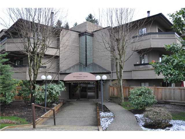 "Main Photo: 305 1195 PIPELINE Road in Coquitlam: New Horizons Condo for sale in ""DEERWOOD COURT"" : MLS®# V871489"