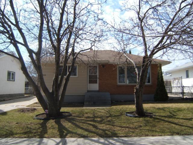 Main Photo: 644 SIMPSON Avenue in WINNIPEG: East Kildonan Residential for sale (North East Winnipeg)  : MLS®# 1107282
