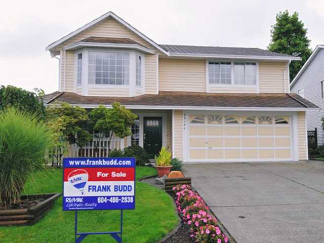Main Photo: 23146 PEACH TREE Court in Maple Ridge: East Central House for sale : MLS®# V920655
