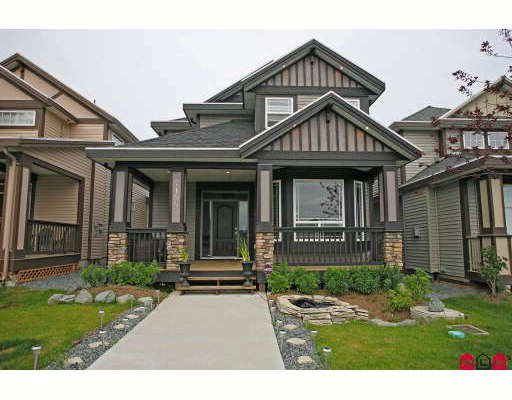 Main Photo: 7154 199TH Street in Langley: Willoughby Heights House for sale : MLS®# F2820152