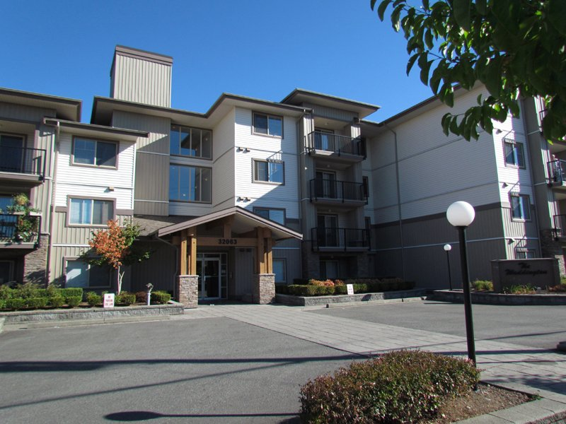"Main Photo: #310 32063 MT. WADDINGTON AV in ABBOTSFORD: Abbotsford West Condo for rent in ""THE WADDINGTON"" (Abbotsford)"
