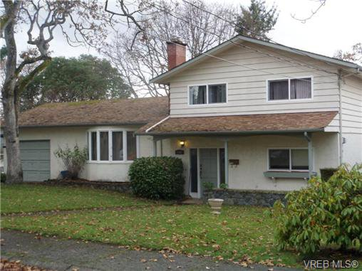 Main Photo: 1162 Lugrin Pl in VICTORIA: Es Rockheights House for sale (Esquimalt)  : MLS®# 658214