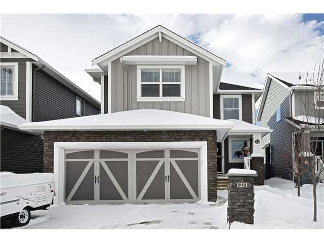 Main Photo: 1211 WILLIAMSTOWN Boulevard NW: Airdrie Residential Detached Single Family for sale : MLS®# C3647696
