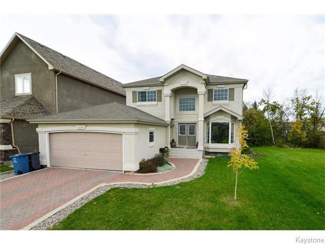 Main Photo: 1127 Colby Avenue in WINNIPEG: Fort Garry / Whyte Ridge / St Norbert Residential for sale (South Winnipeg)  : MLS®# 1526761