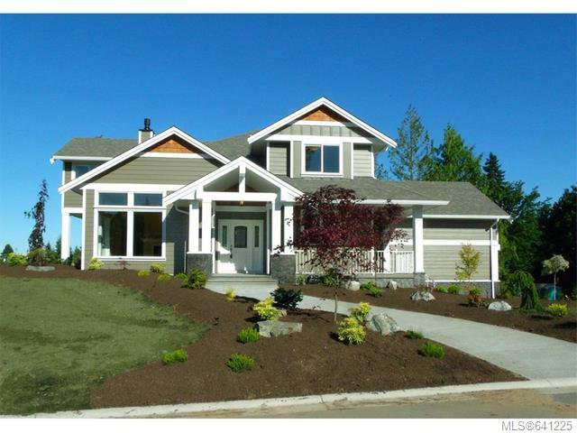 Main Photo: 527 Bickford Way in SOOKE: ML Mill Bay Single Family Detached for sale (Malahat & Area)  : MLS®# 641225