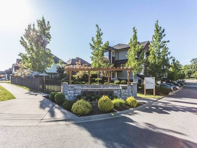 "Main Photo: 8 18199 70 Avenue in Surrey: Cloverdale BC Townhouse for sale in ""AUGUSTA"" (Cloverdale)  : MLS®# R2076257"