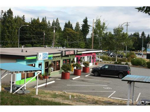 Main Photo: 2490 Trans Canada Hwy in COBBLE HILL: ML Mill Bay Retail for sale (Malahat & Area)  : MLS®# 736684