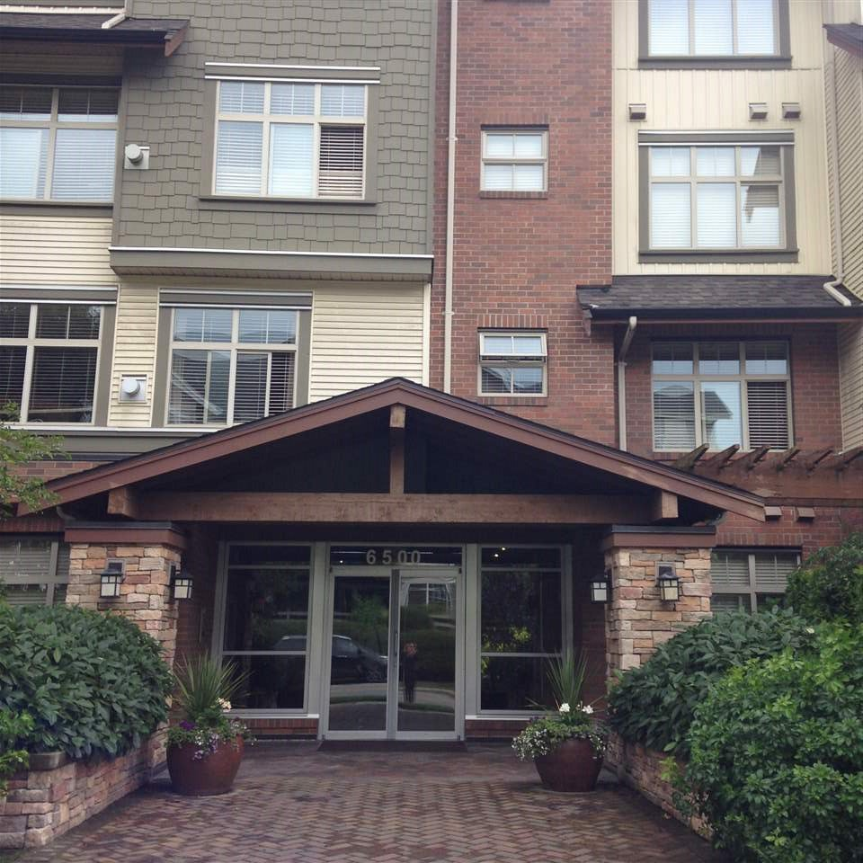"""Main Photo: 216 6500 194 Street in Surrey: Clayton Condo for sale in """"Sunset Grove"""" (Cloverdale)  : MLS®# R2091324"""