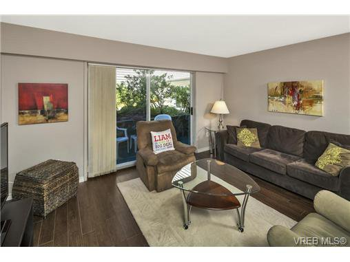 Main Photo: 112 1490 Garnet Road in VICTORIA: SE Cedar Hill Condo Apartment for sale (Saanich East)  : MLS®# 368666